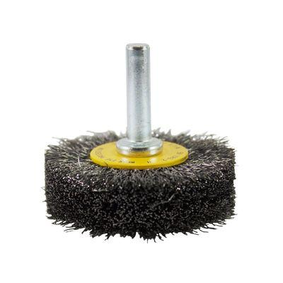 Escova-Circular-Ondulada-Pequi-2pol-x-5-8pol-com-Haste-1-4pol-Aco-Carbono-020-mm---Blister