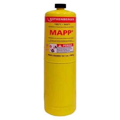 Gas-Mapp-Pro-R35539-Rothenberger-para-Macarico-Portatil-400g