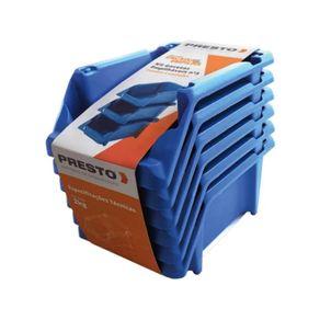 Kit-com-6-Gavetas-Presto-Nº3-Azul-Sistema-Encaixa