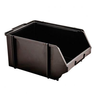Caixa-Bin-N8-Siplas-Gaveta-Plastica-Organizadora-185-X-275-X-380-mm
