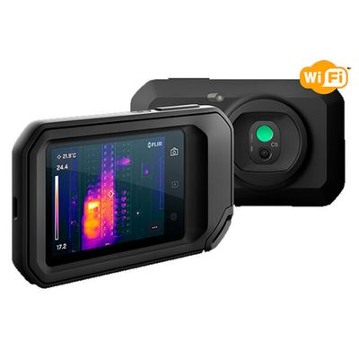 Camera-Termografica-Compacta-Flir-C5